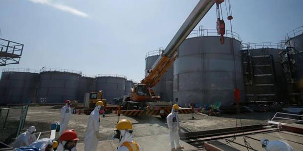 De nouvelles traces radioactives à la centrale de Fukushima - La Libre