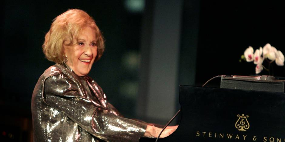 Décès de la pianiste de jazz Marian McParland