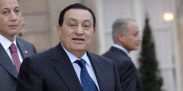 Egypte: Hosni Moubarak a quitté la prison - La Libre