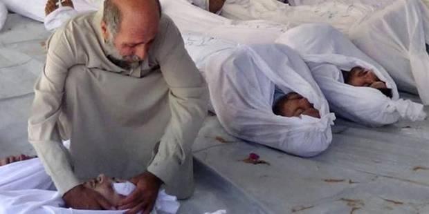 """Syrie : """"On assiste à l'abandon d'un peuple qui se fait massacrer"""" - La Libre"""