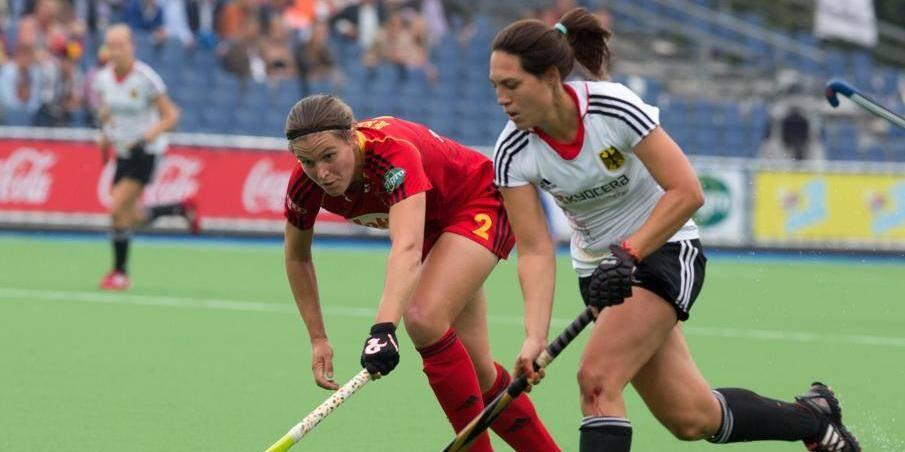 Hockey: les Red Panthers pour le bronze face aux Pays-Bas
