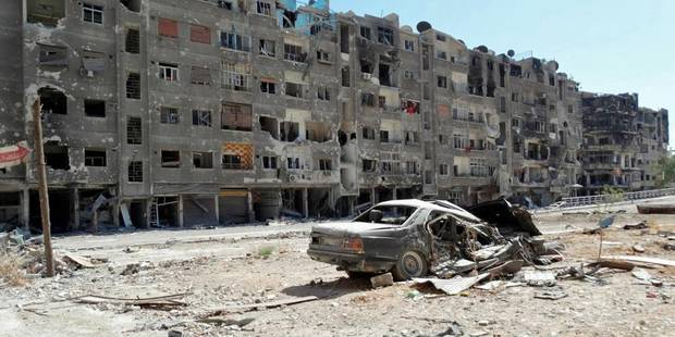 """Reynders """"convaincu que des armes chimiques ont été employées"""" en Syrie - La Libre"""