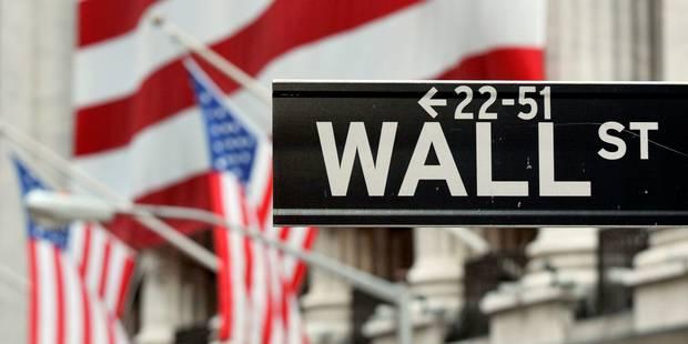 Wall Street se contracte juste après un mauvais chiffre sur l'immobilier - La Libre