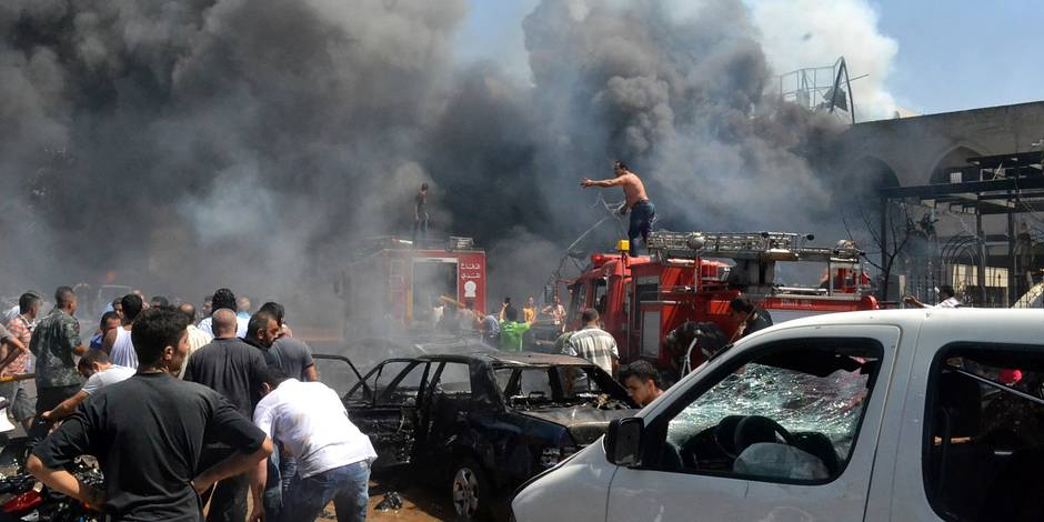 Liban: 42 morts dans l'attaque la plus sanglante depuis la fin de la guerre civile