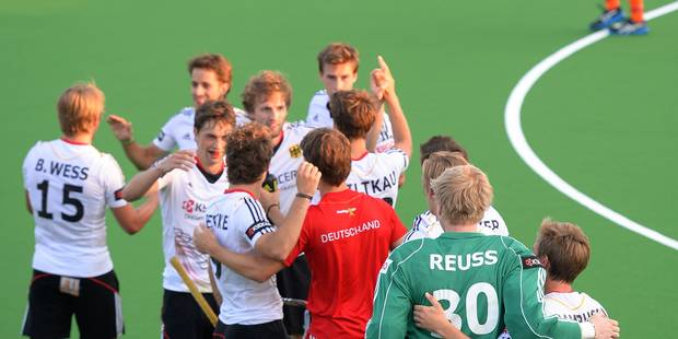 Euro Hockey - Messieurs: L'Allemagne en finale - La Libre