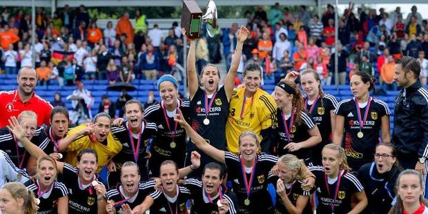 Euro Hockey : l'Allemagne championne d'Europe - La Libre