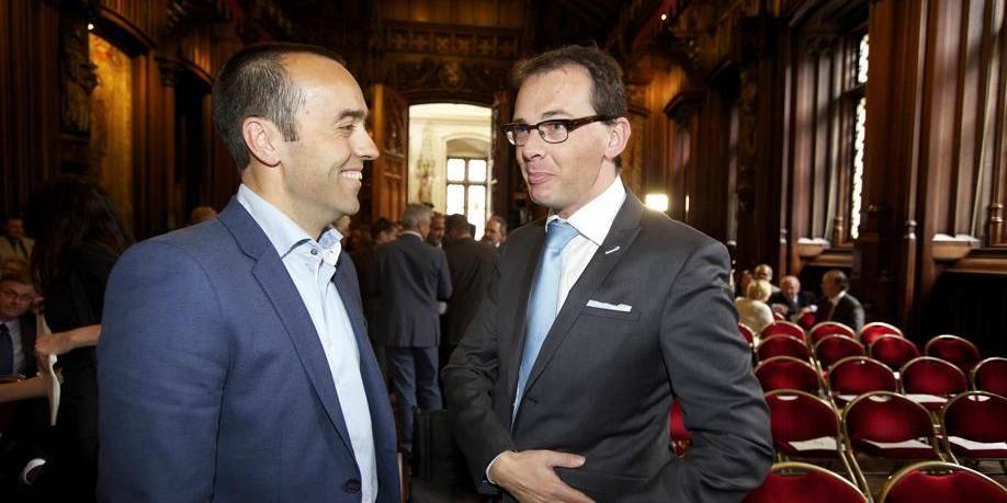 Financement des partis: CD&V, sp.a et Open Vld nient tout enrichissement