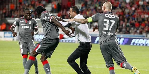 Le Standard gagne sans briller, Mons est lanterne rouge (0-2) - La Libre