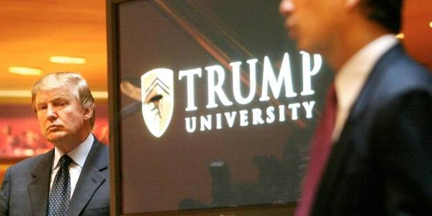 USA: poursuivi pour fraude, Donald Trump pique une grosse colère - La Libre