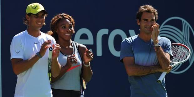 US Open: Nadal et Serena superfavoris ? - La Libre