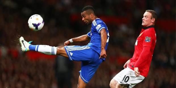 Le choc entre ManU et Chelsea accouche d'un nul blanc - La Libre
