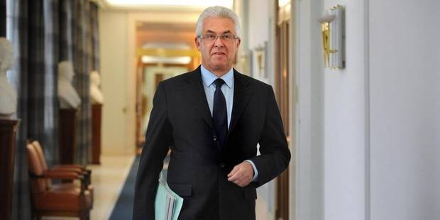 Guy Quaden, président intérimaire de Belfius - La Libre