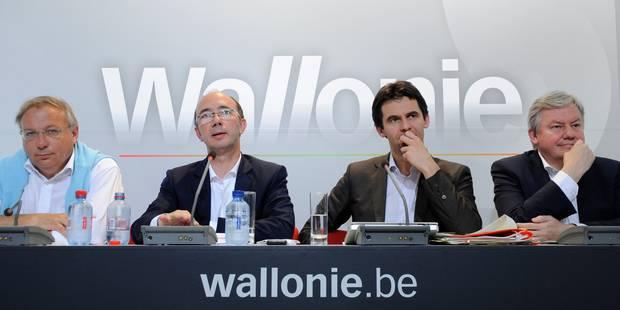 Un plan Marshall 2022 pour la Wallonie - La Libre