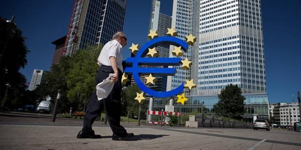 Zone euro: le chômage stable à son niveau record de 12,1% en juillet - La Libre