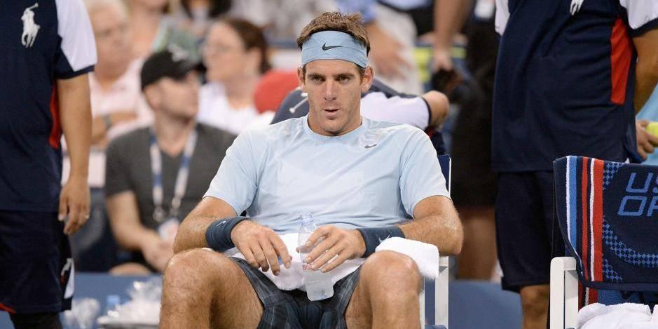 US Open: Murray en 4 sets, Del Potro éliminé