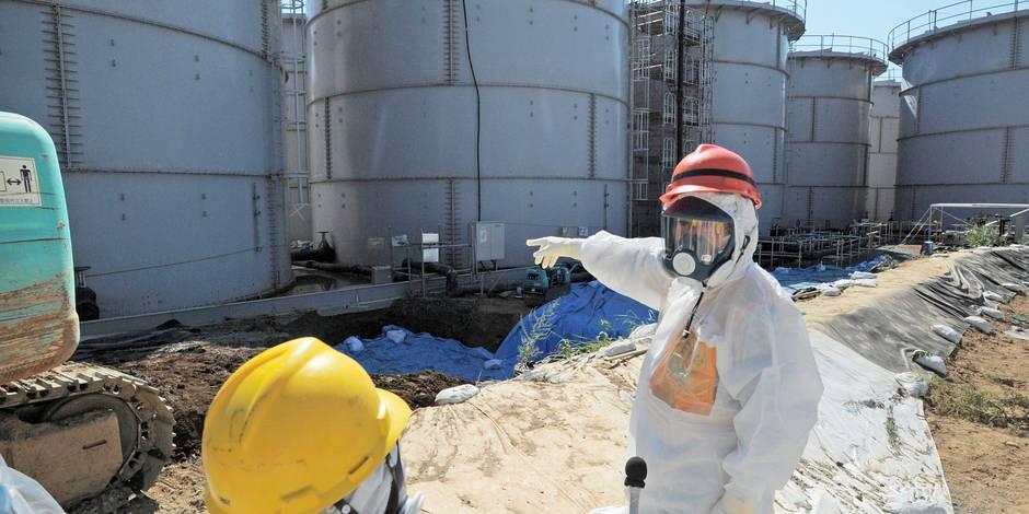 Forte hausse de la radioactivité dans un réservoir à Fukushima