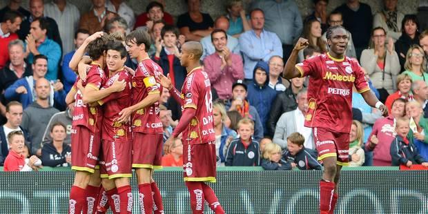 Zulte Waregem domine Anderlecht (4-3) - La Libre