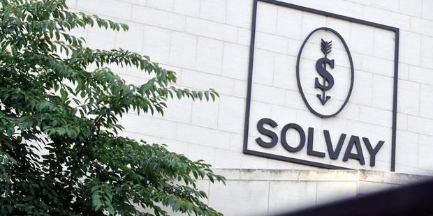 Solvay lance la construction d'une méga-usine de peroxyde d'hydrogène en Arabie Saoudite - La Libre