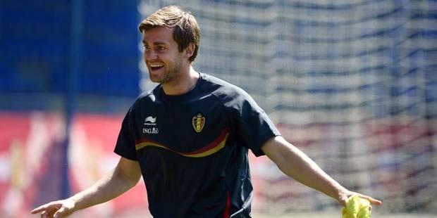 Diables Rouges : Ecosse-Belgique avec Nicolas Lombaerts ? - La Libre