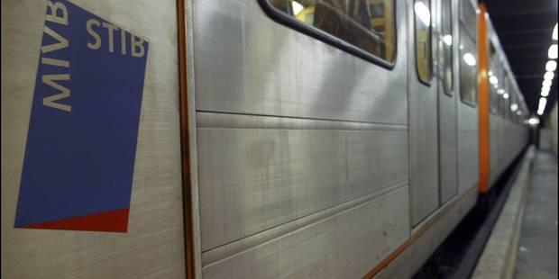 Métro: circulation rétablie entre Mérode et la Gare centrale - La Libre
