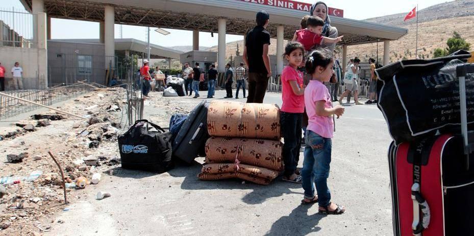 La Suède accorde l'asile à tous les demandeurs syriens