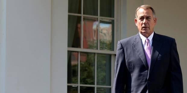 USA: le président de la Chambre des représentants soutient Obama sur la Syrie - La Libre