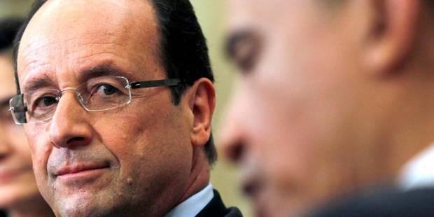 G20: Obama en tête-à-tête avec Hollande et Xi - La Libre