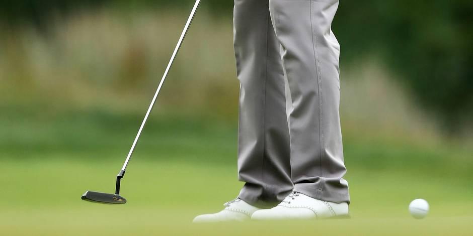Golf: Deux Belges sur le podium des Internationaux Juniors