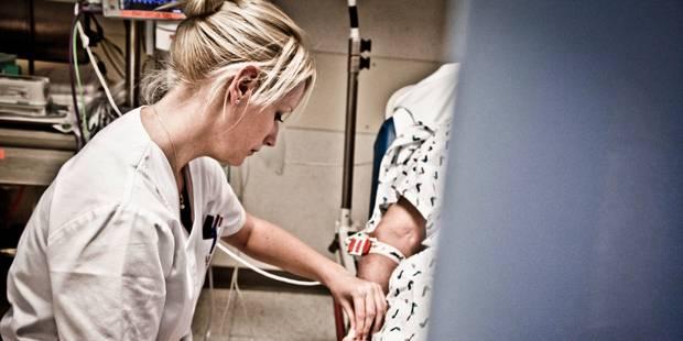 Les hôpitaux sous la menace d'une grève - La Libre