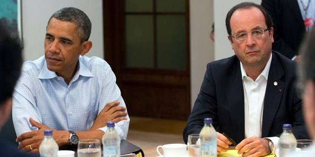Intervention en Syrie: Hollande prendra sa décision en fin de semaine - La Libre
