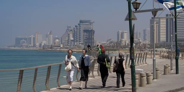 Syrie: l'ambassade de Belgique en Israël appelle ses ressortissants à une vigilance accrue - La Libre