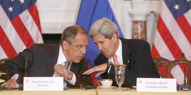Conflit en Syrie: proposition russe d'accord, mais pas à n'importe quelles conditions - La Libre