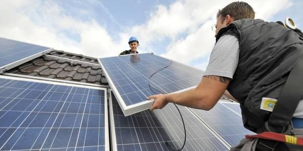 ?Le photovoltaïque wallon va mourir si l'Olivier ne fait rien? - La Libre