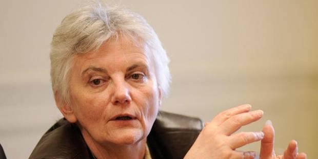 La députée bruxelloise et présidente du CPAS de St-Josse Anne-Sylvie Mouzon est décédée - La Libre