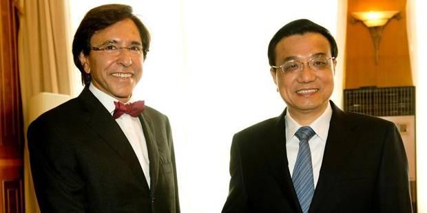 """Di Rupo en Chine: bilan """"très positif"""" - La Libre"""