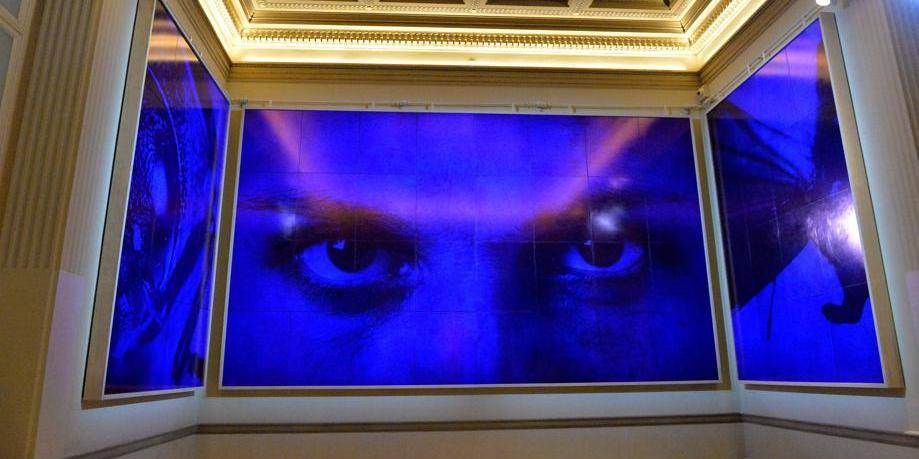 L'heure bleue habite le musée