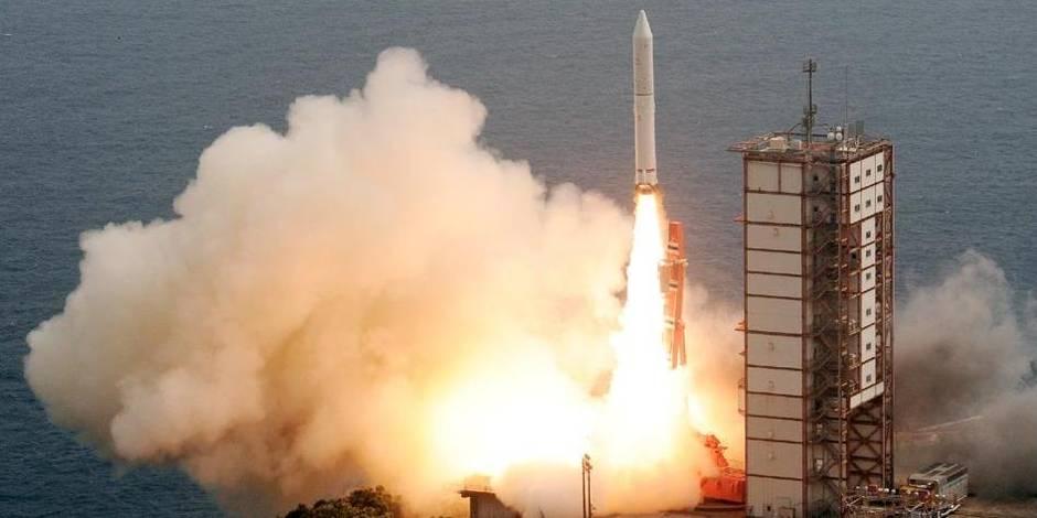 Japon: la fusée Epsilon a expédié avec succès un télescope dans l'espace