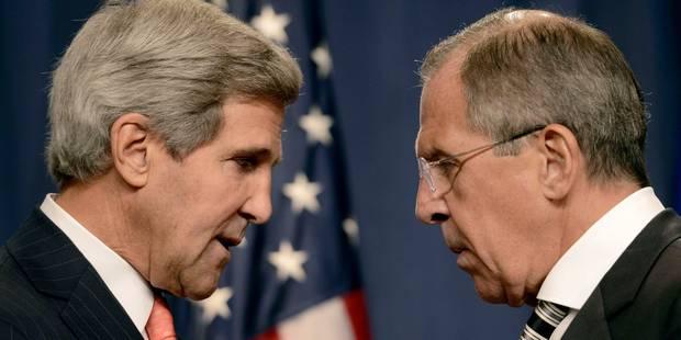 Armes chimiques: un accord ambitieux entre Russes et Américains - La Libre