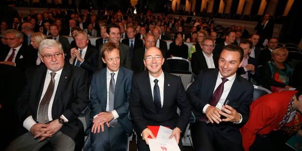 Rudy Demotte évoque le plein emploi en Wallonie pour 2025 - La Libre
