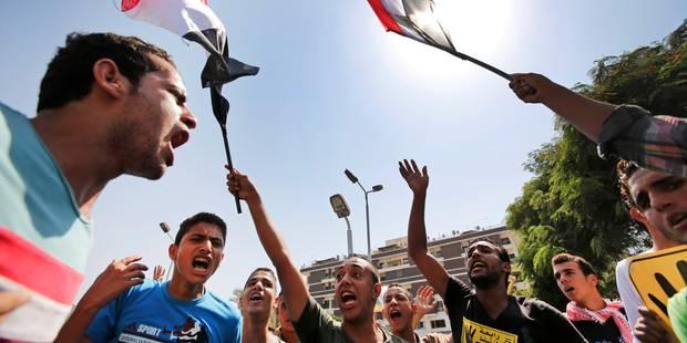 Egypte: nouvel avertissement de la police aux manifestants islamistes - La Libre