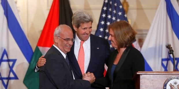 Kerry en Israël pour parler de la Syrie - La Libre