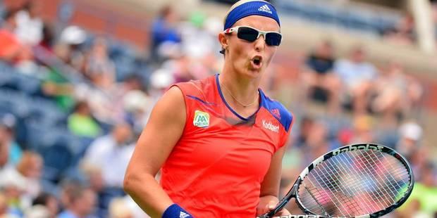 Classement WTA: Flipkens perd 6 places - La Libre