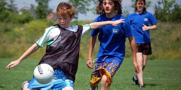 Sport: il n'y a jamais eu autant d'affiliés en Wallonie - La Libre