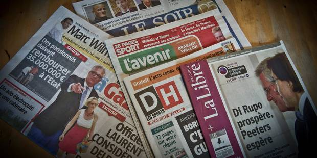 Le dossier Tecteo happé par les politiques - La Libre