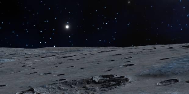 La face cachée de la Lune dévoilée par la NASA - La Libre