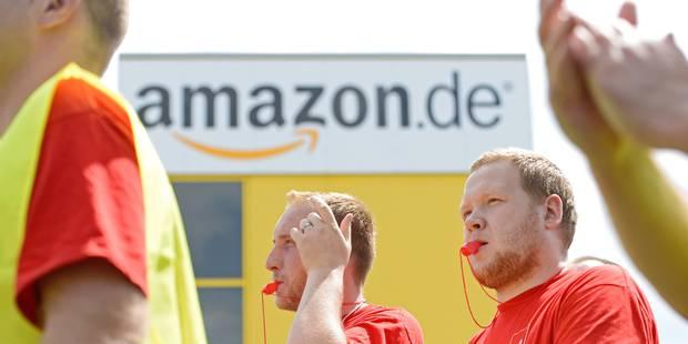 Allemagne: mouvement de grève chez Amazon - La Libre