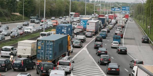 Bruxelles: entre mobilité et immobilisme - La Libre