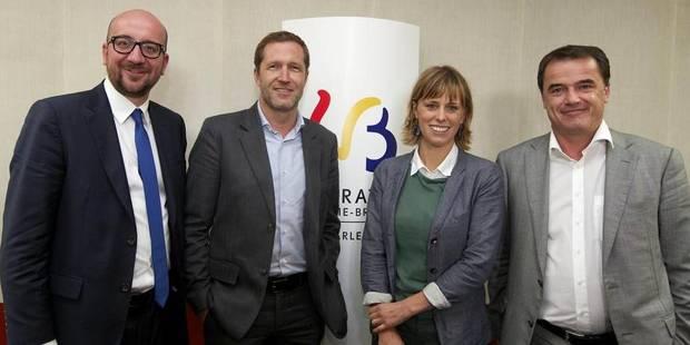 Réforme de l'Etat: les partis francophones se sont mis d'accord - La Libre