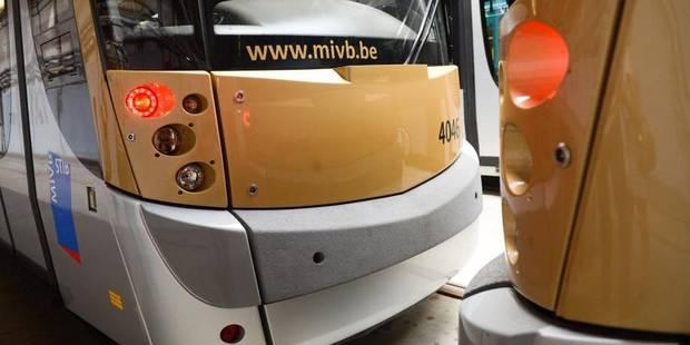 La Stib ne peut pas étendre ses lignes vers la Flandre - La Libre
