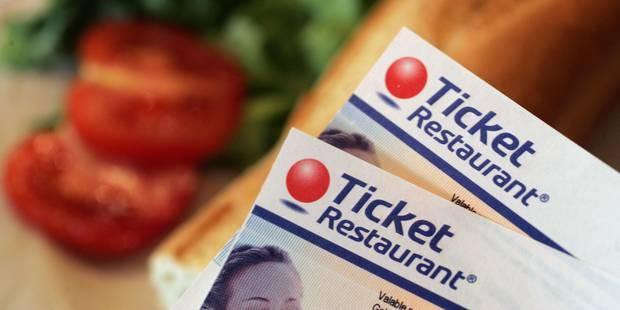 Suppression des chèques-repas: les commerçants sont soulagés - La Libre